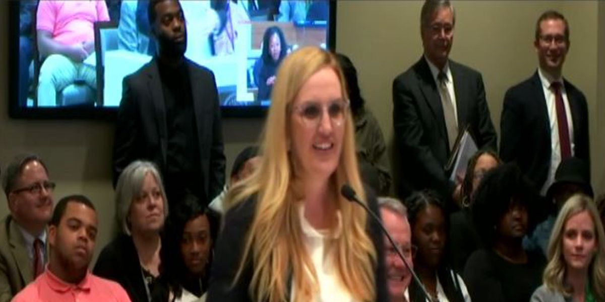 EBR Metro Council appoints Jennifer Racca to replace Barbara Freiberg's seat