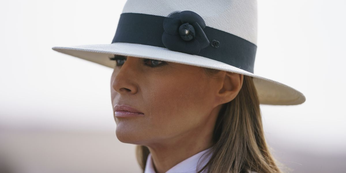 First lady's airplane experiences mechanical issue, returns to Joint Base Andrews