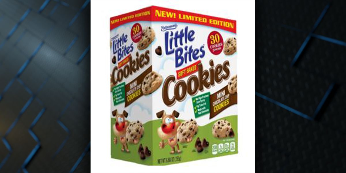 RECALL ALERT: Soft baked cookies could have plastic pieces in them