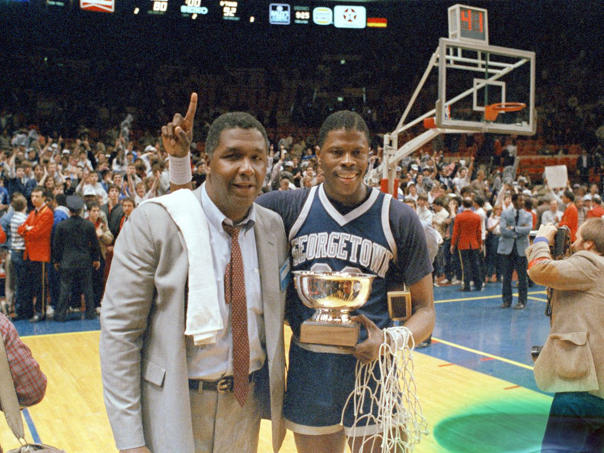 Coaching great John Thompson of Georgetown dead at 78