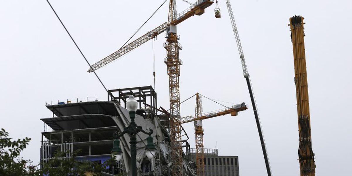 Hard Rock crane demolition delayed until Saturday