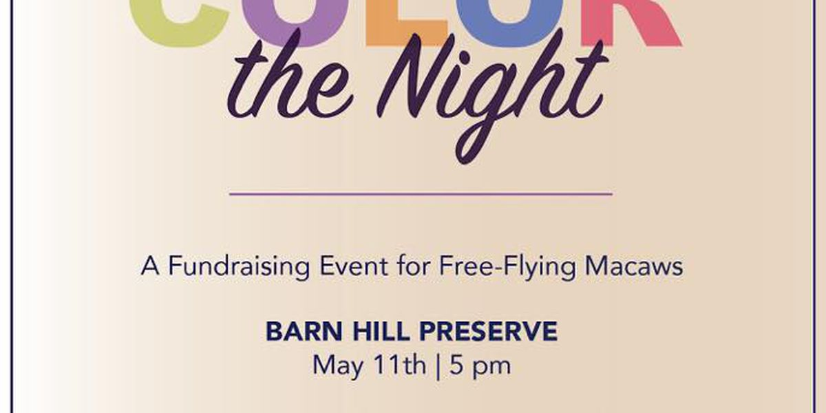 Barn Hill Preserve reschedules 'Color The Night' fundraiser