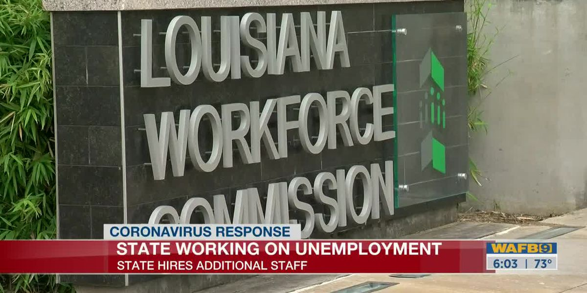 Gov. says help is on the way for those trying to apply for unemployment benefits