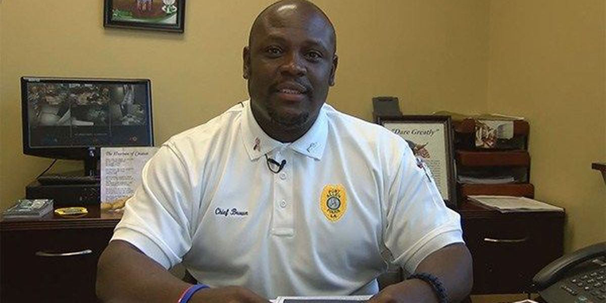 Port Allen Police Chief proud of increase in drug busts
