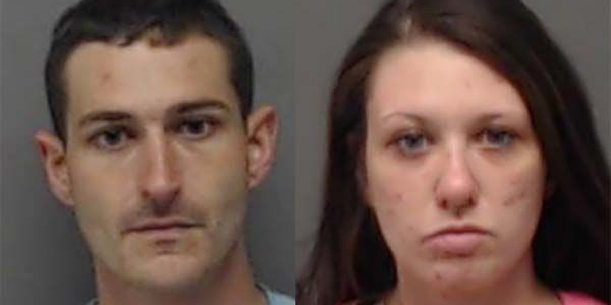 Deputies arrest man & woman after meth lab found in motel room
