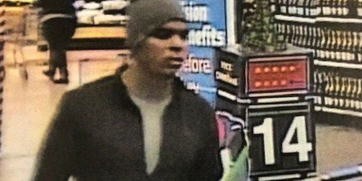 WANTED: Man uses cloned credit cards to buy gift cards
