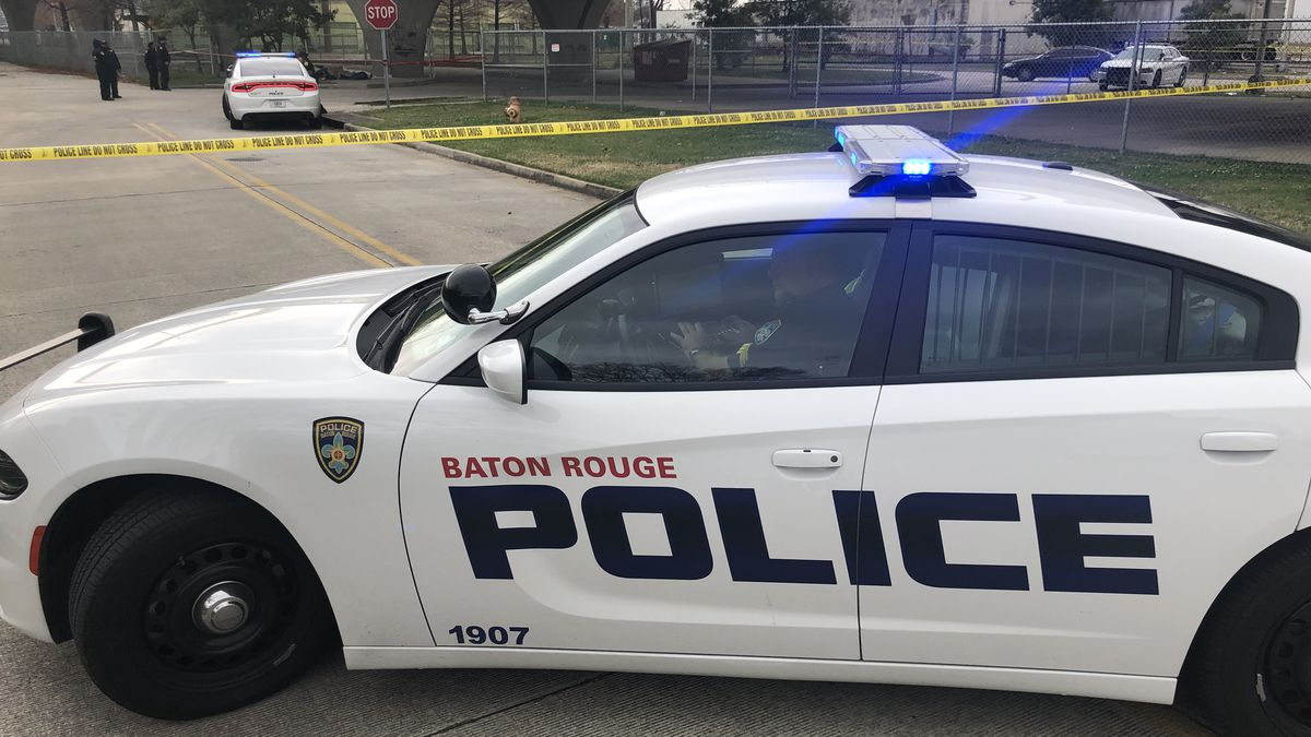 Two people found dead on North Blvd.