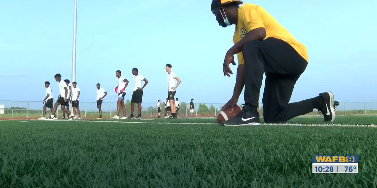 SPORTSLINE SUMMER CAMP: St. James Wildcats - Part 2