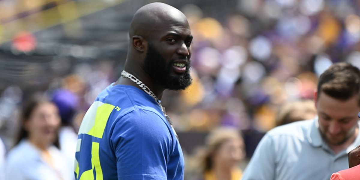 REPORT: Former LSU, current NFL RB Leonard Fournette arrested for driving while license suspended
