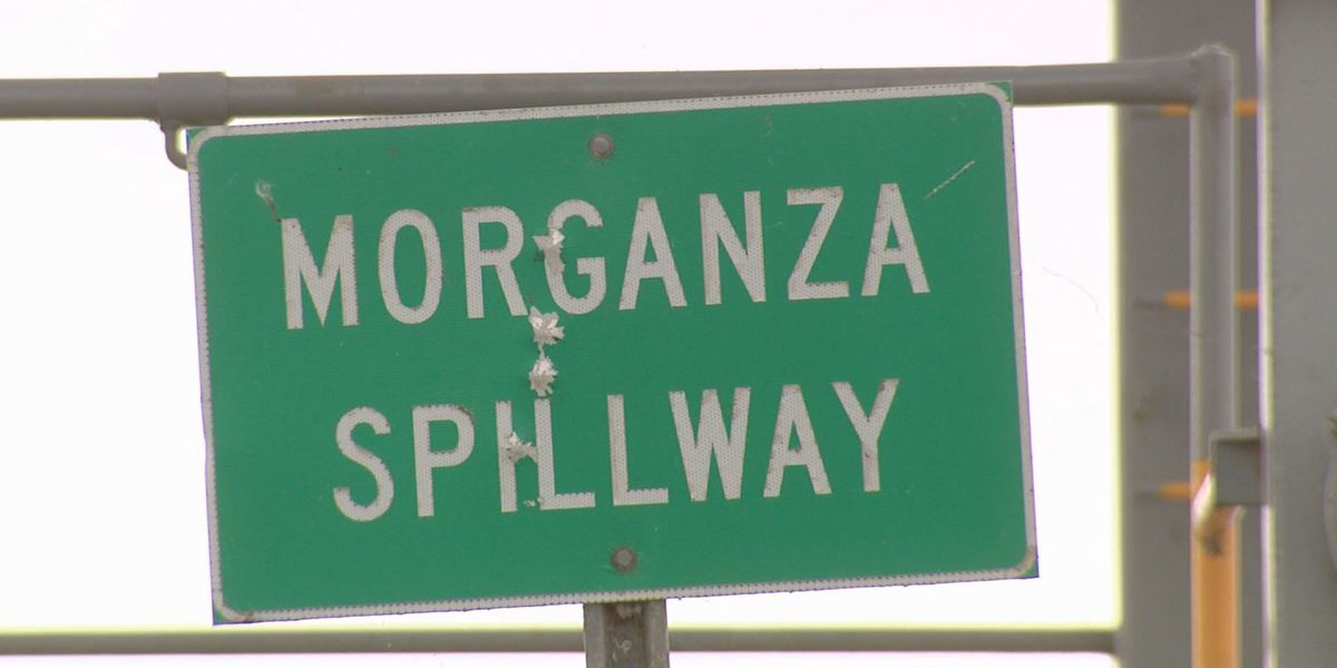 Morganza Spillway will open, barge will be sunk in Bayou Chene