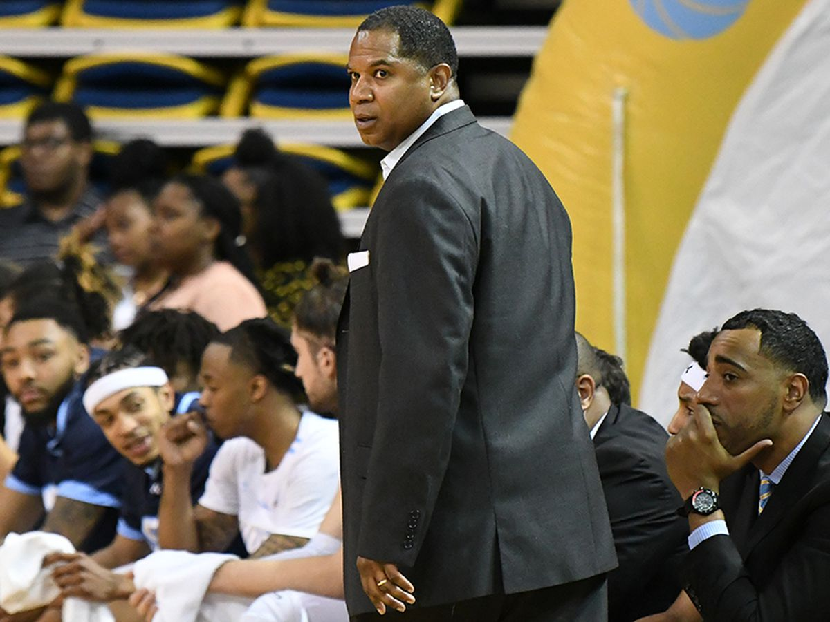 Southern picks up first win with 61-55 victory over Grambling