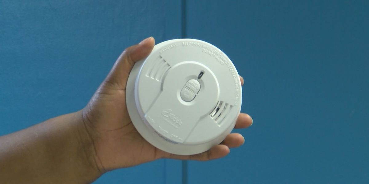 The end of daylight saving time means it's time to check your smoke alarm