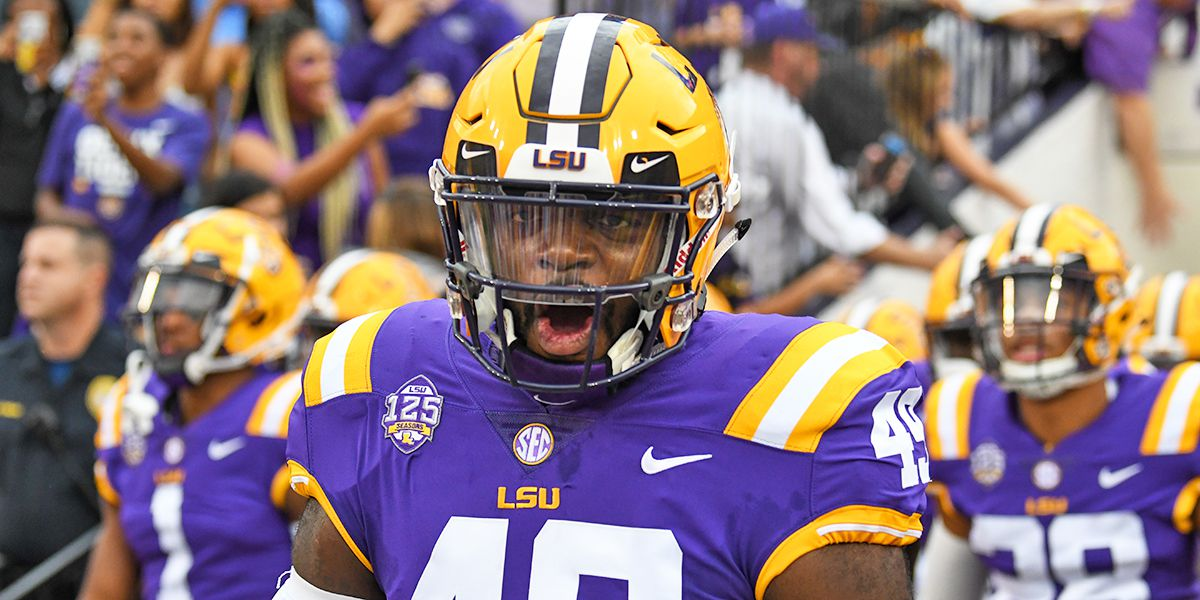 REPORT: LSU's Travez Moore enters transfer portal
