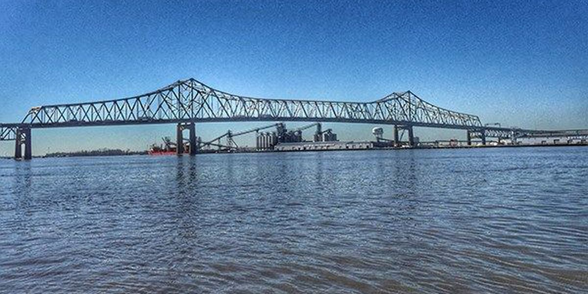 Woman's body found in Mississippi River identified