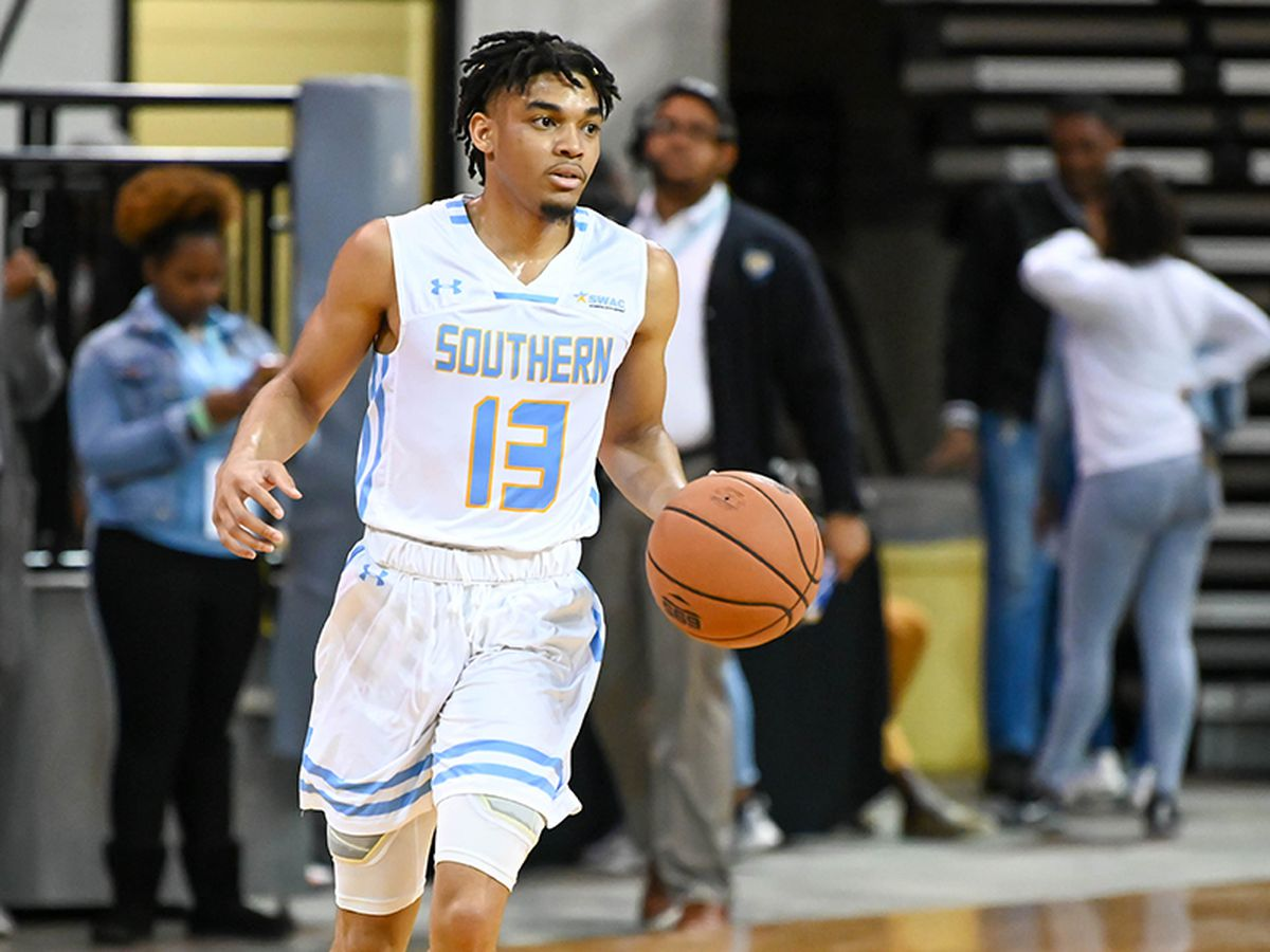 Southern Jags run away from Alabama St. in second half