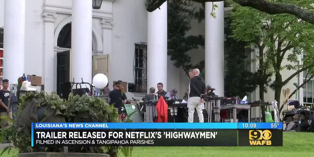 Netflix releases trailer for The Highwaymen, filmed in Baton Rouge area