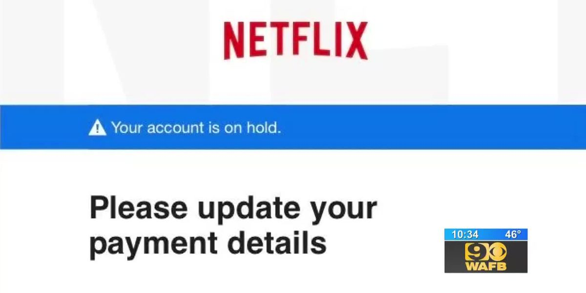 Phony Netflix email scam sparks warning from law enforcement