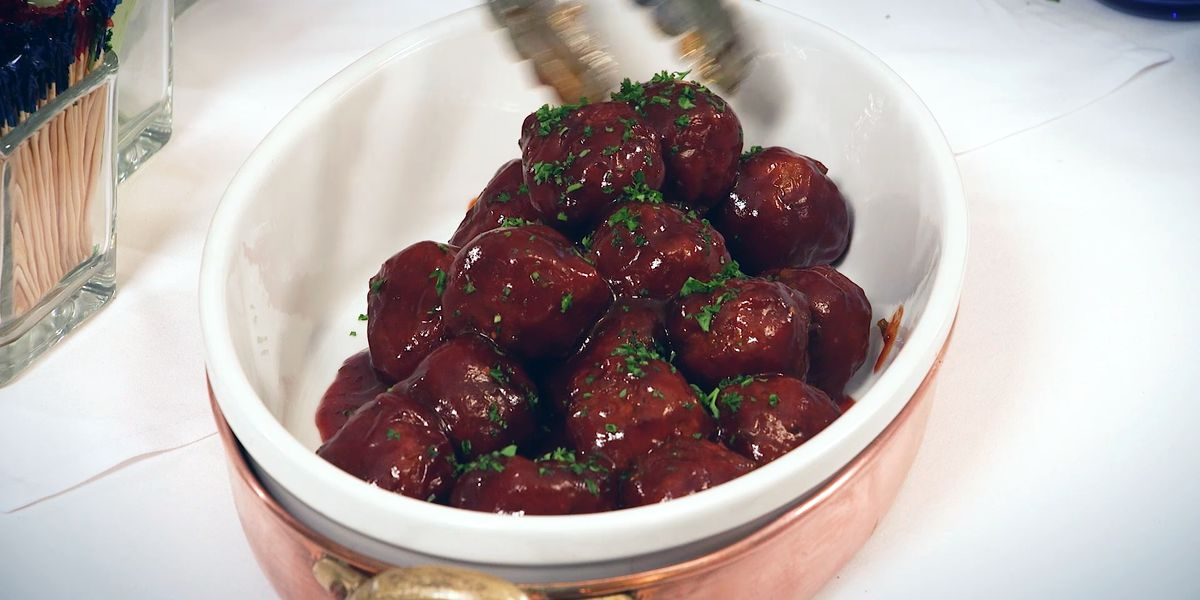 The Ultimate Super Bowl Meatballs