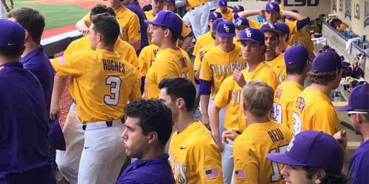 LSU tops preseason college baseball poll