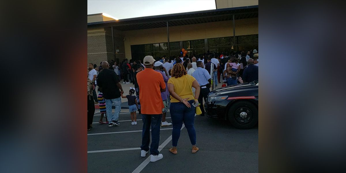 Parents angry after being locked out of Belaire High graduation