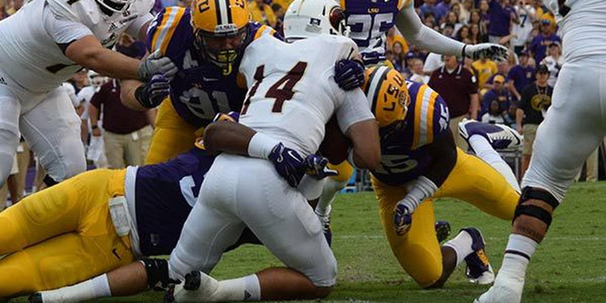 Defense continues dominance in shutout of ULM