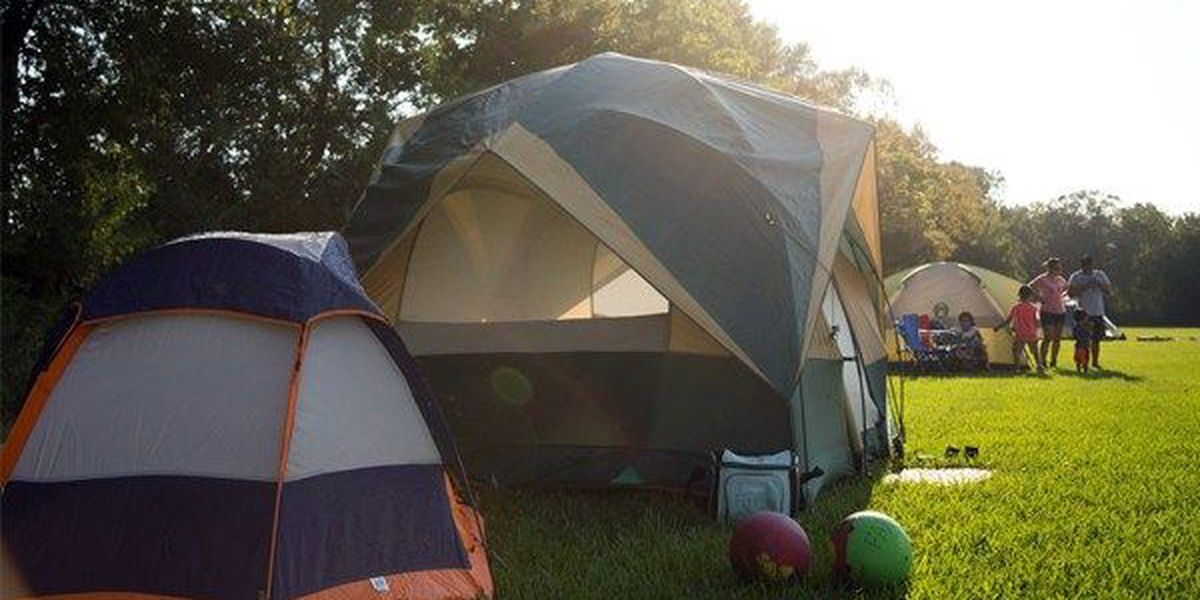 BREC's Great Family Campout rescheduled for April 14-15