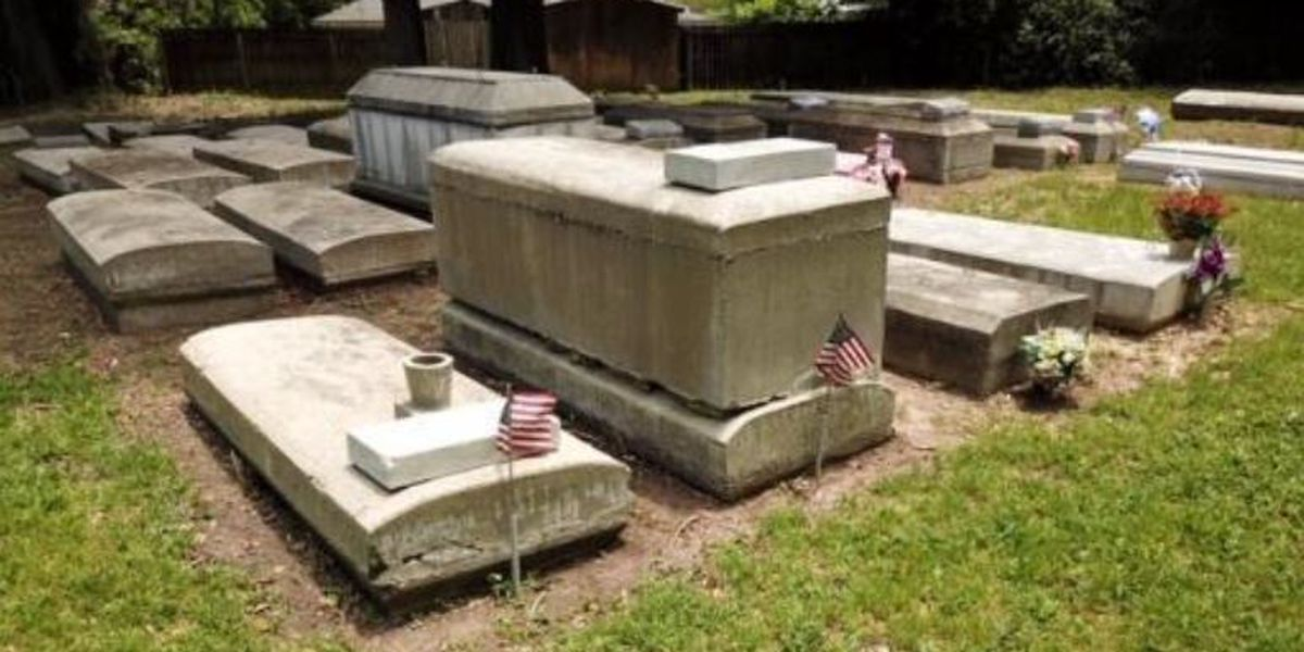Second Memorial Day at Little Misery Cemetery commemorated with special video