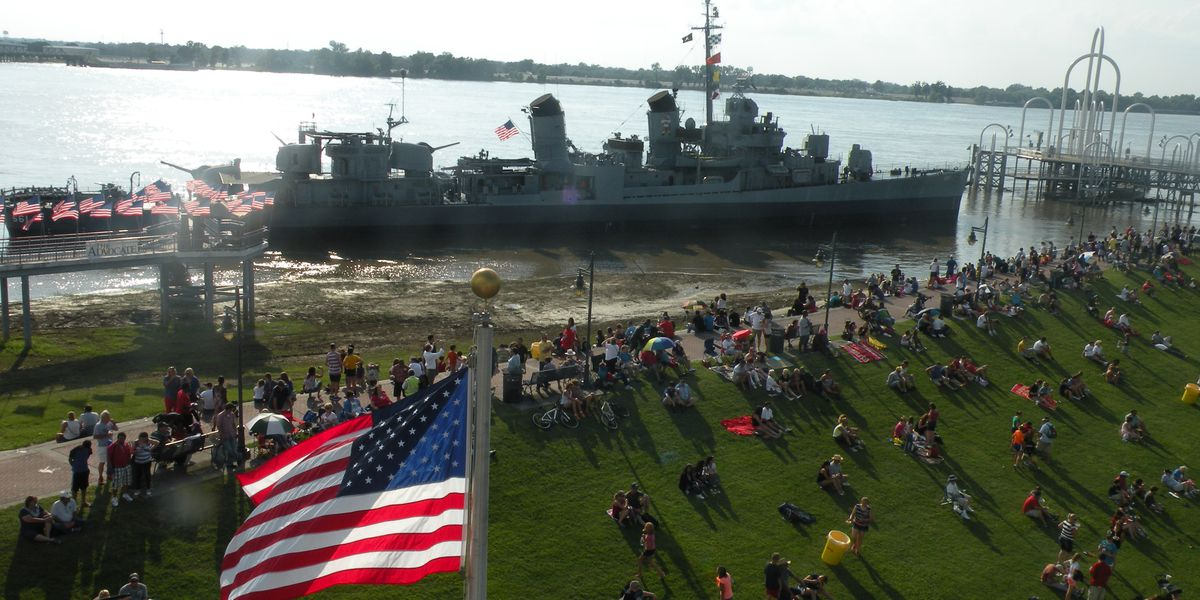 USS KIDD will not host Fourth of July celebrations due to COVID-19
