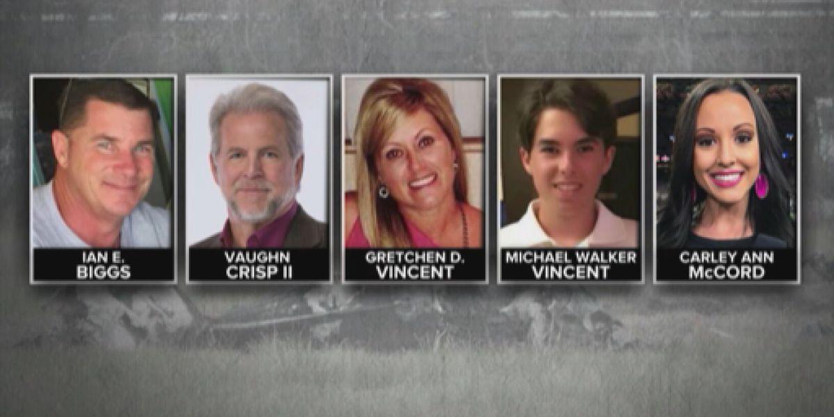 Vigils, memorials, services planned for victims of deadly Lafayette plane crash