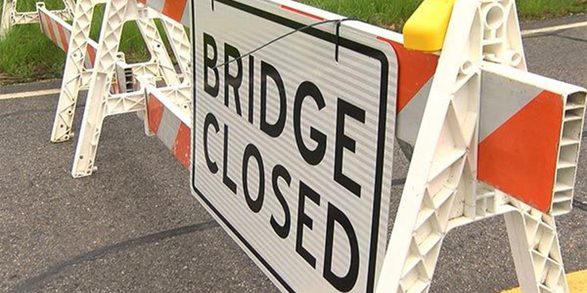 Tangipahoa Parish officials close 2 bridges due to flood-related structural damage