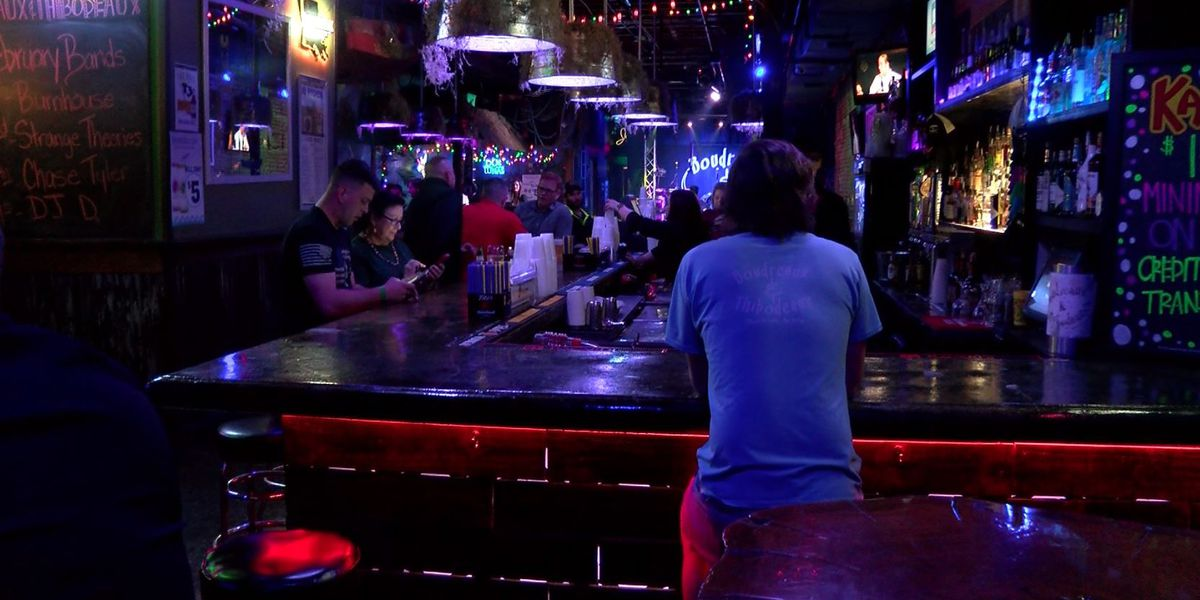Baton Rouge bar holds fundraiser for officer killed in funeral procession wreck