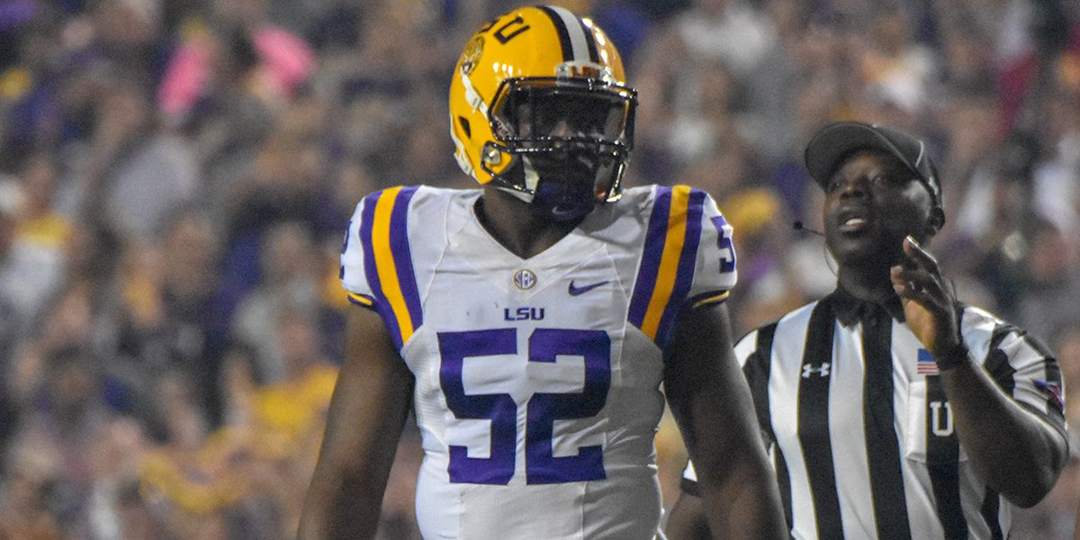 Former LSU LB Kendell Beckwith placed on reserve/non-football injury list by Bucs