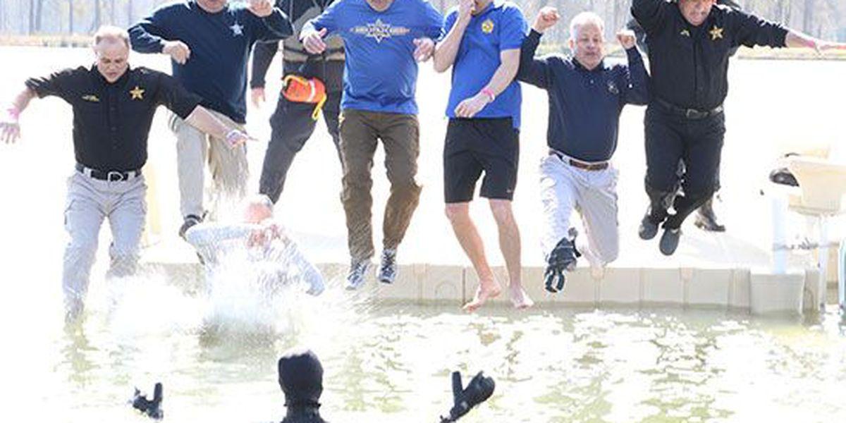 Polar Plunge for Special Olympics raises $68,000