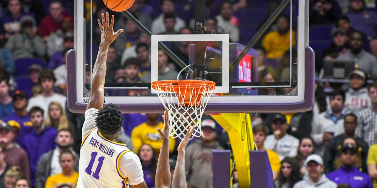 LSU basketball begins critical 4-game stretch at home against Texas A&M