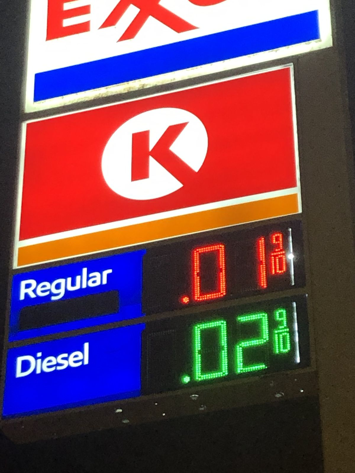 Gas sold for a penny after pumps malfunction at Baton Rouge station - WAFB
