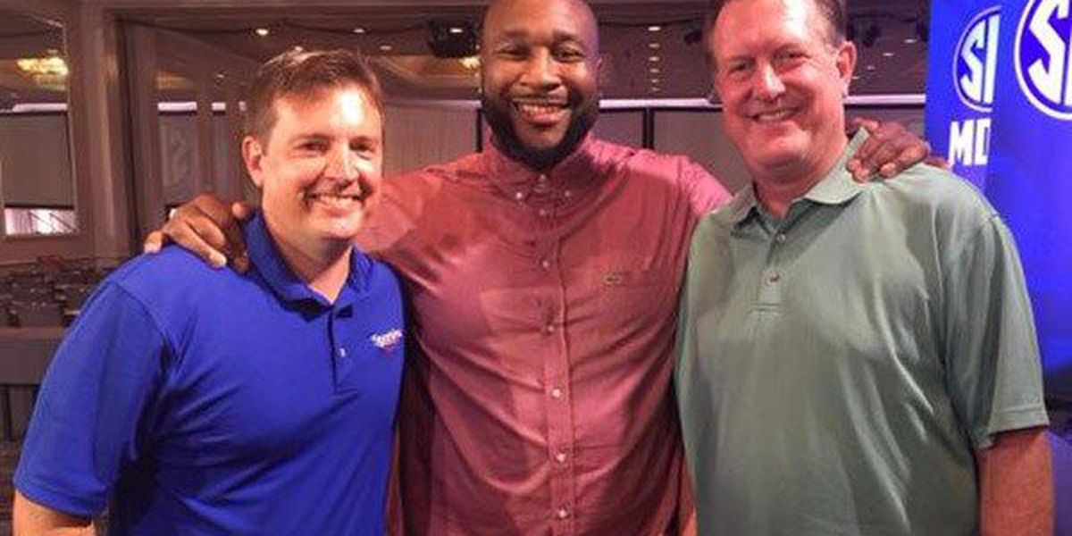 "LSU great Marcus Spears warns players - ""Everybody with a cell phone is the media"""