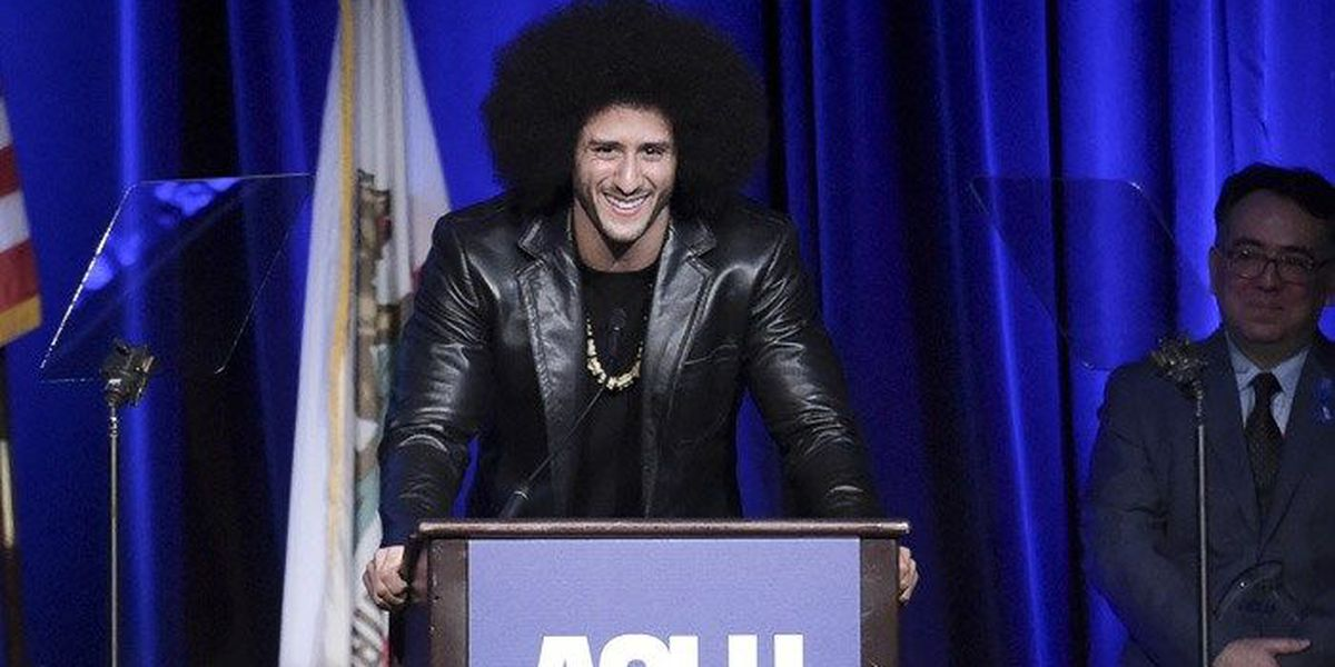 Would anyone hire NFL's kneeling Kaepernick? Sports giant just did it
