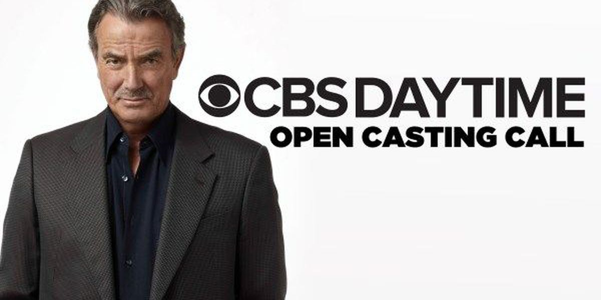 The CBS Daytime Open Casting Call scheduled for Sunday has been canceled