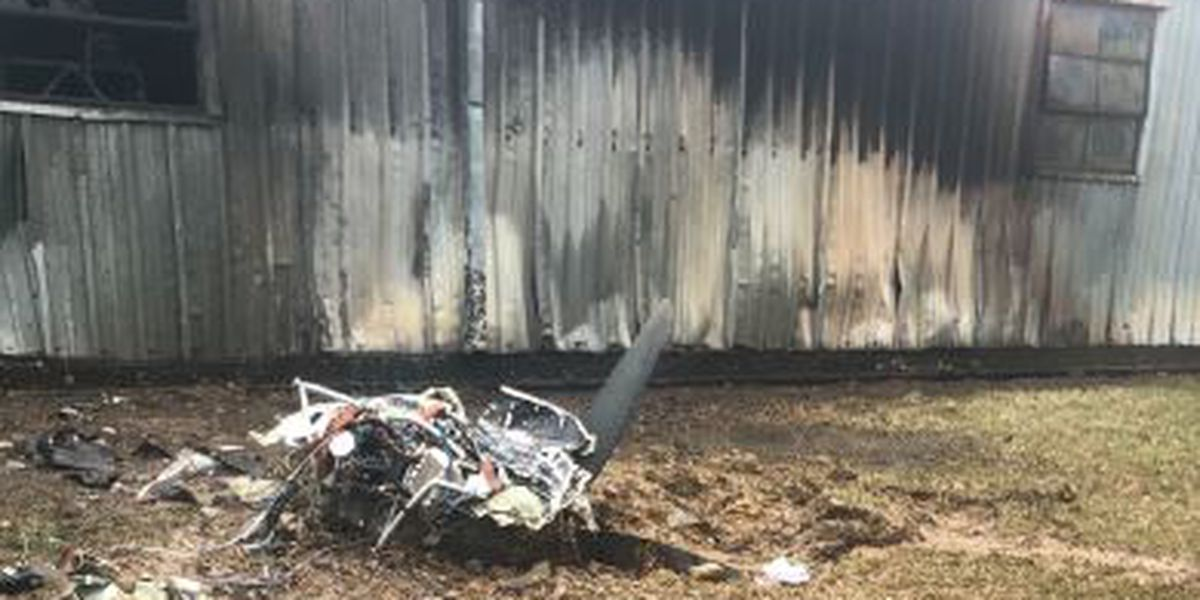 Authorities ID victims in fatal plane crash