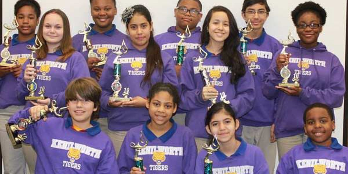 Baton Rouge is home to science winners