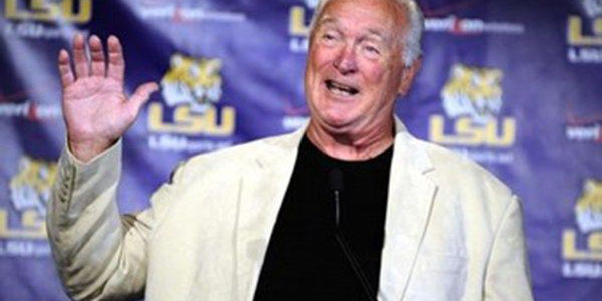 Billy Cannon statue approved by Hall of Fame Committee