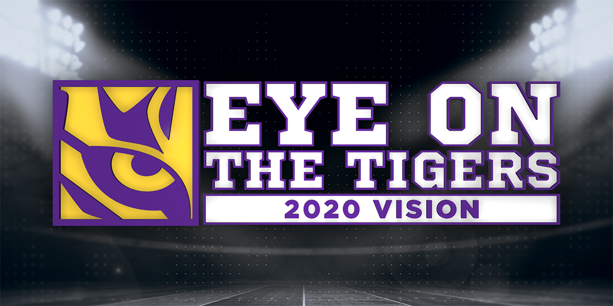 Eye on the Tigers - 2020 Vision