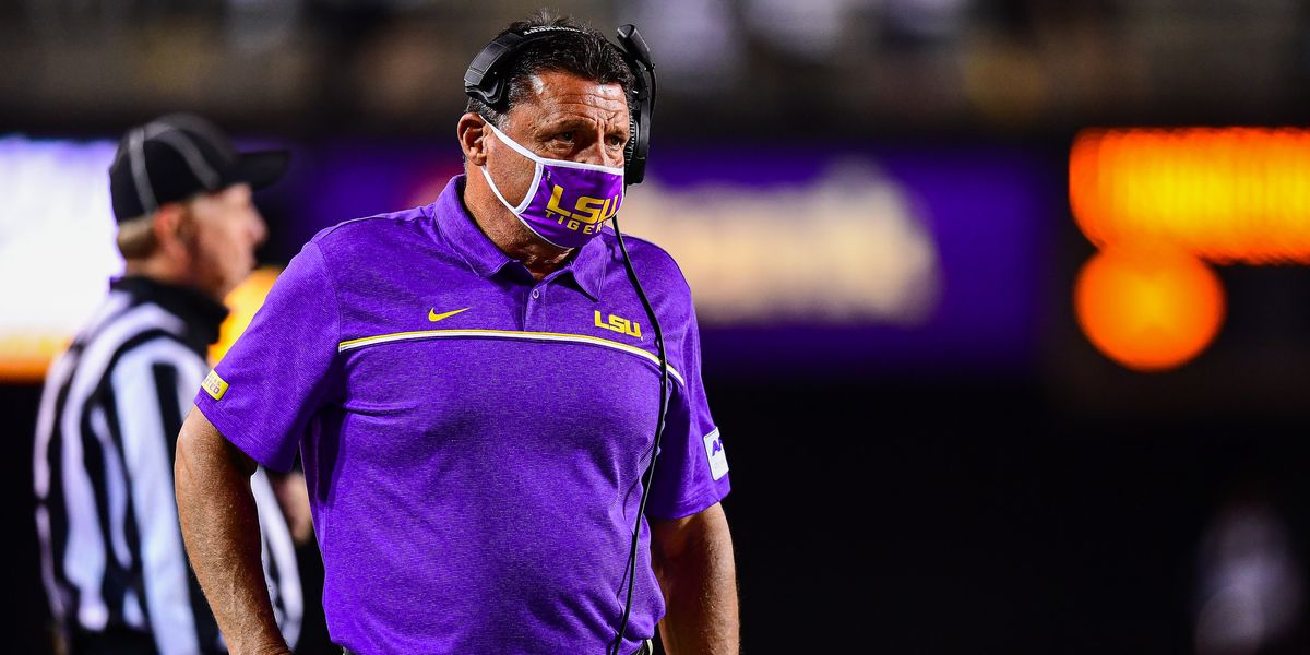 Lunch with Coach O: LSU enters bye week before match up against Bama