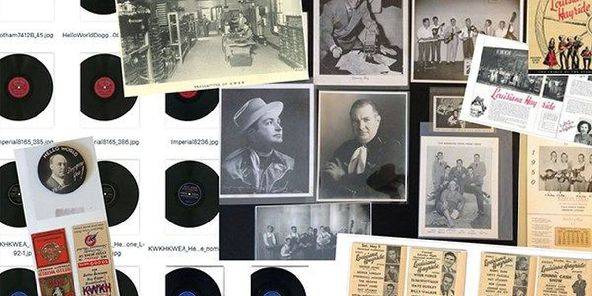 Louisiana Hayride radio shows now available in box set
