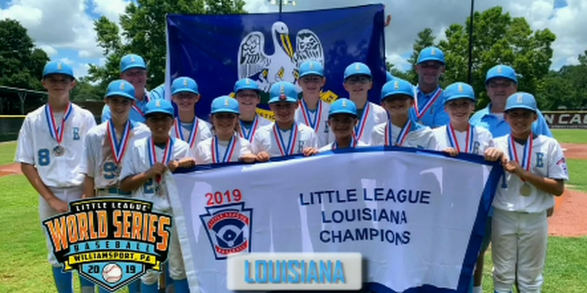 New Orleans Little League team makes history; heads to World Series