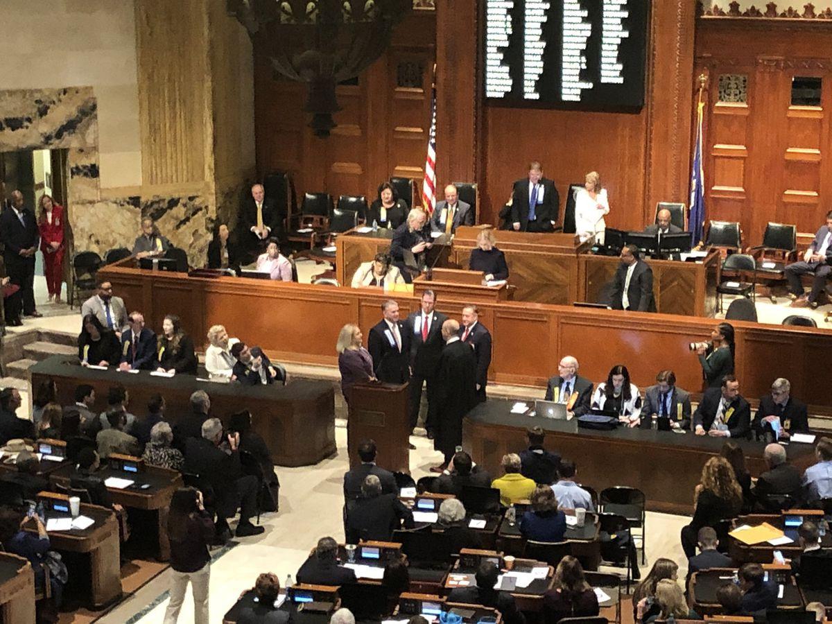 Rep. Schexnayder elected as La. House speaker
