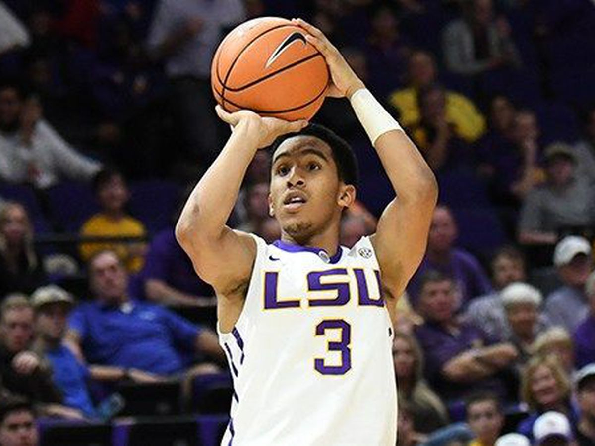 Tremont Waters boost off the bench helps the Tigers beat Saint Mary's