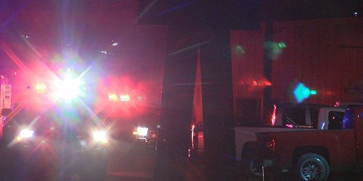 Boiler room catches fire at Port Allen business near Mississippi River