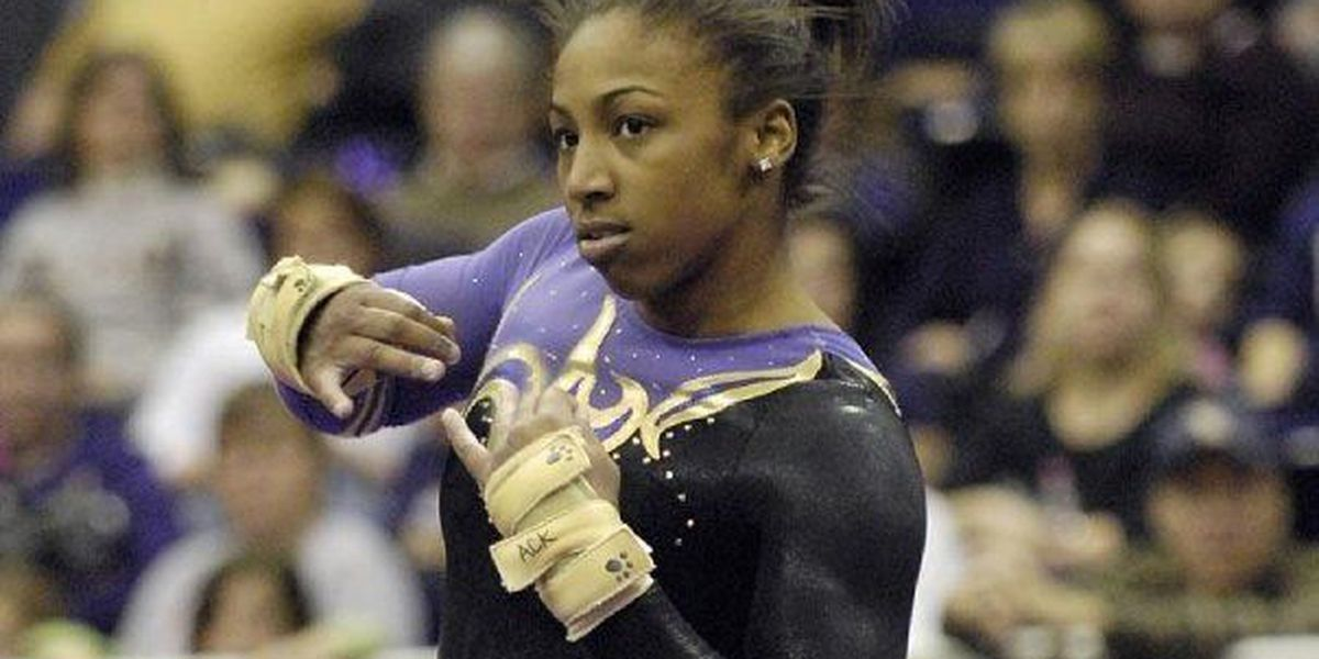Former LSU star gymnast named Associate AD for Diversity, Equity and Inclusion