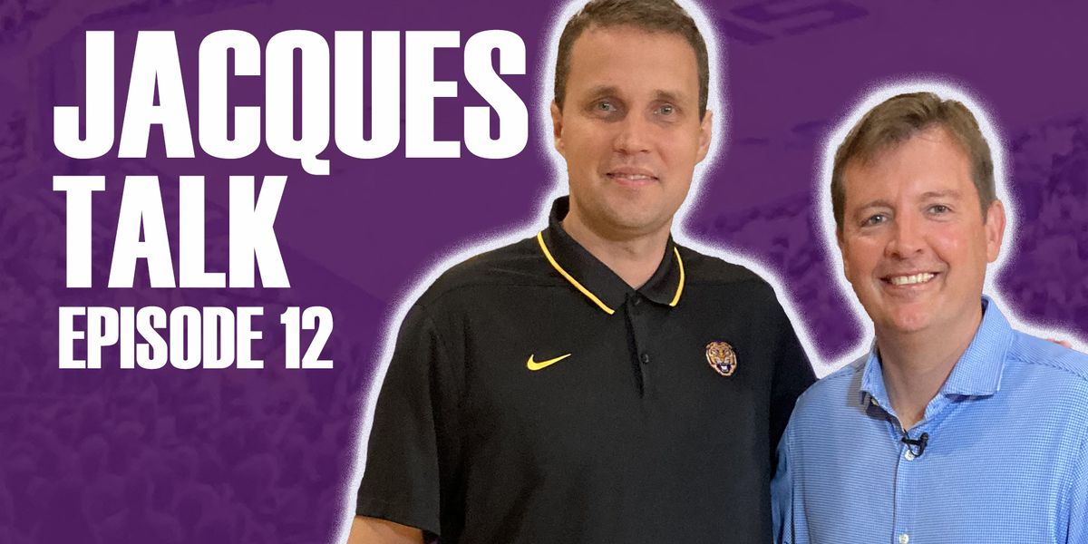 EXCLUSIVE: LSU head men's basketball coach Will Wade talks about new recruits, Kim Mulkey's hiring, and more
